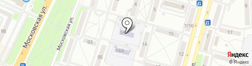 Детский сад №12 на карте Чехова