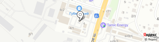 Пабло на карте Чехова
