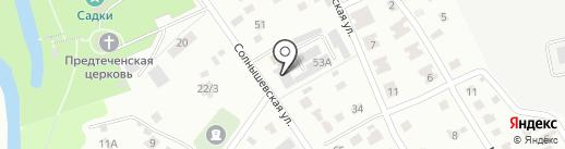 Архитектура и градостроительство Чеховского района на карте Чехова