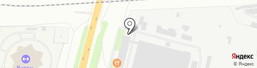 Юпи Чех на карте Чехова
