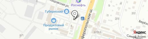 Дом ламината на карте Чехова