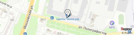 Lancio на карте Чехова