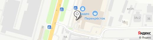 Burger King на карте Чехова