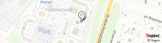 Аптечный пункт на карте Чехова