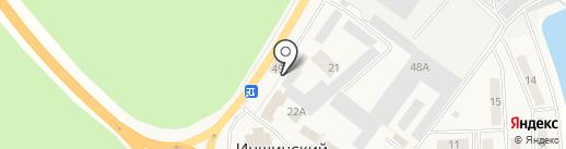 РостПоставка на карте Иншинского