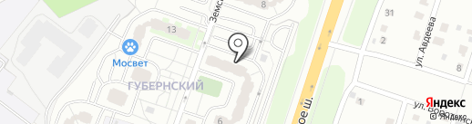Улыбка на карте Чехова