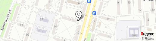 Медиа-Селект на карте Чехова