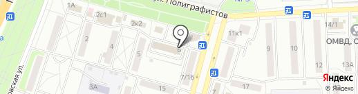 Ростелеком, ПАО на карте Чехова