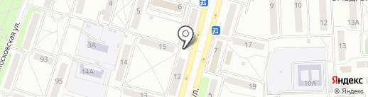 Магазин цветов на карте Чехова