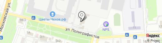 Удачные окна на карте Чехова