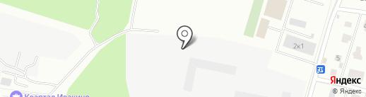 Нататор на карте Химок