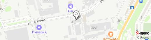 АвтоПро на карте Лобни