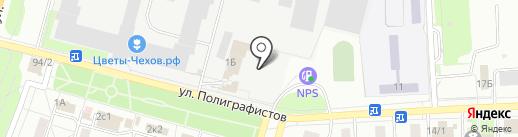 Bijoux mania на карте Чехова