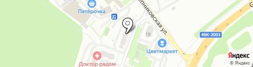 Дасфарм на карте Чехова