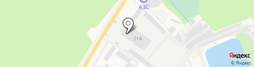 ТахоТула на карте Иншинского