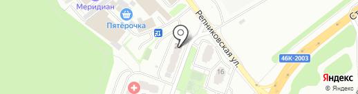 Мастер Дверкин на карте Чехова