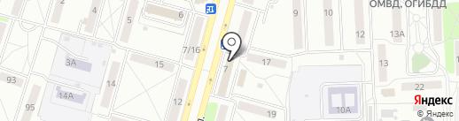 Ювелирная мастерская на карте Чехова