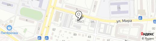 Сеть магазинов газового оборудования на карте Чехова