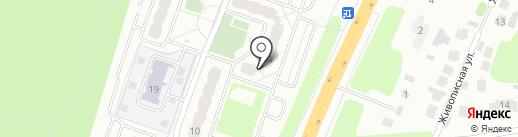 InStyle на карте Чехова