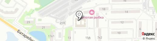 Жилкомсервис, МП на карте Лобни