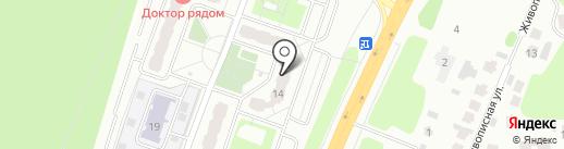 Строительные материалы на карте Чехова