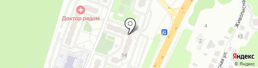 Для вас на карте Чехова
