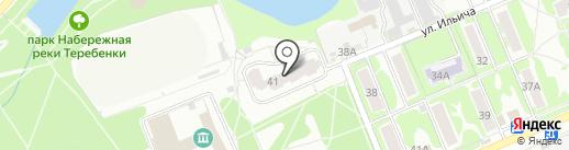 РОСТ на карте Чехова