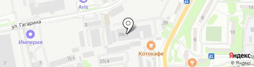 MIF на карте Лобни