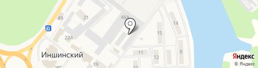 Стиль-Дизайн на карте Иншинского