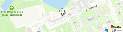 СКБ Контур на карте Чехова