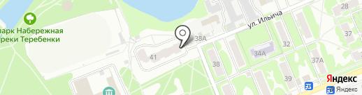 Шарм на карте Чехова