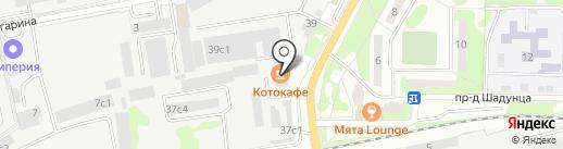 Сто услуг на карте Лобни