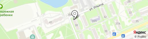 Стоматологический кабинет на карте Чехова
