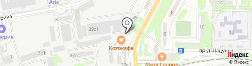 Хозяюшка на карте Лобни