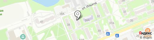 Отдел службы судебных приставов на карте Чехова