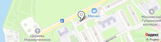 Почта Банк, ПАО на карте Химок