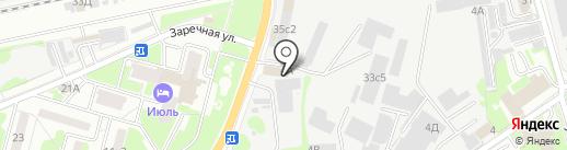 BailaBella на карте Лобни