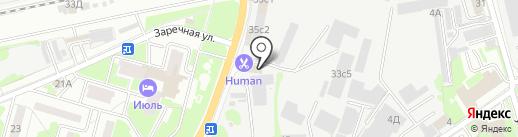 Магазин стройматериалов на карте Лобни