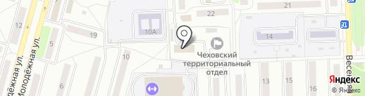 Уполномоченный по правам человека на карте Чехова