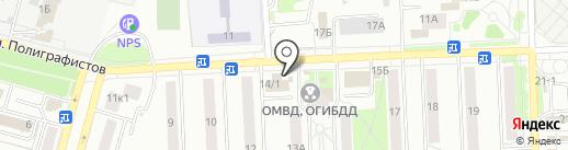 LAND-AVTO на карте Чехова