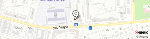 Верный на карте Чехова