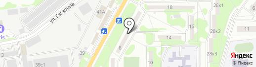 Жилкомсервис на карте Лобни