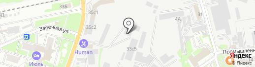 Магма-М на карте Лобни
