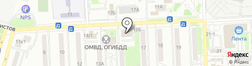 Акцент на карте Чехова
