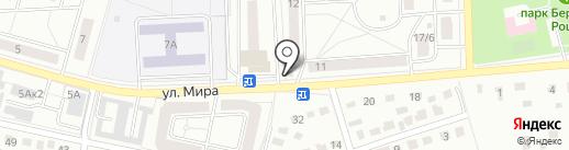 Салон флористики на карте Чехова