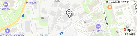 Abb studio на карте Лобни