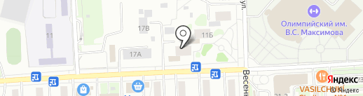 Городская библиотека №2 на карте Чехова