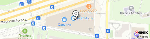 Art Bazaar на карте Москвы