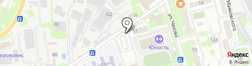 Гарант-авто на карте Лобни