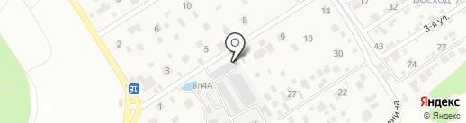 Мебель Форт на карте Химок